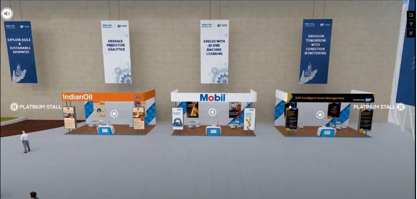 Partner Booths in ICMM 2021